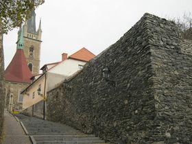 Žižkovská brána, photo: Dominik Jůn