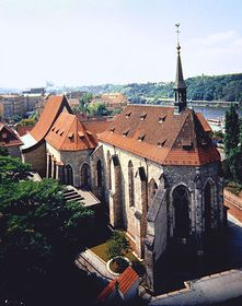 Saint Agnes monastery