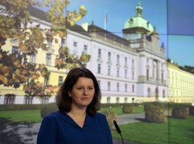Jana Maláčová (Foto: ČTK / Kateřina Šulová)