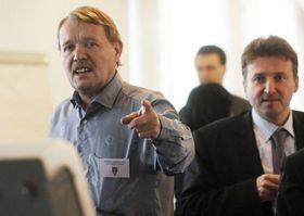 Martin Engel et Milan Kubek, photo: CTK
