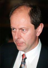 Josef Tošovský, Fuente: archivo de la Oficina del Gobierno Checo