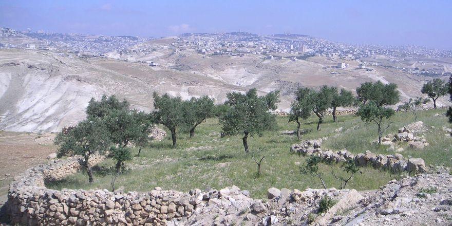 Cisjordanie, photo: Soman, CC BY-SA 2.5