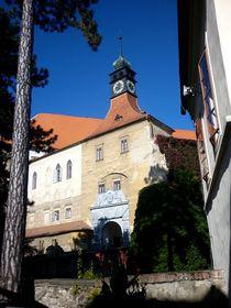 Zámek vNáměšti nad Oslavou, foto: autorka