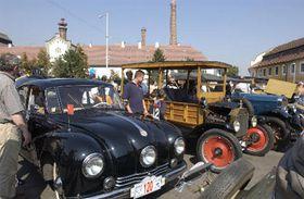 Zbraslav-Jiloviste motor car race, photo: CTK