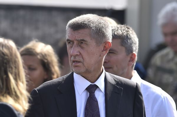 Andrej Babiš, photo: Jaroslav Ožana/ČTK