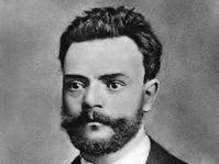 Antonín Dvořák en 1870