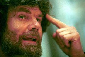 Reinhold Messner, Foto: CTK