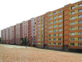 Plattenbauten in Ústí nad Labem (Foto: Zaerikk, Wikimedia Commons, CC BY-SA 4.0)