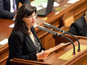 Michaela Marksová, photo: CTK