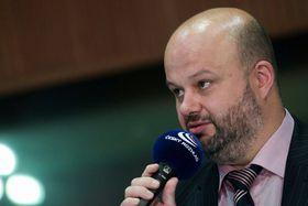 Martin Pecina, foto: Tomáš Adamec