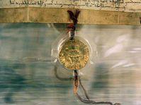 Сицилийская булла и Золотая булла Карла IV, фото: Роберт Миколаш, ЧРо
