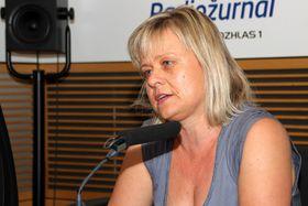 Veronika Vrecionová (Foto: Šárka Ševčíková, Archiv des Tschechischen Rundfunks)