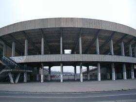 Strahovský stadion, foto: Archiv ČRo 7 - Radio Praha