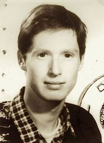 18-летний Гартмут Таутц, погибший на границе ЧССР с Австрией в 1986 г., фото: Archiv ÚPN Bratislava