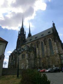 La catedral de San Pedro y San Pablo, en Brno, foto: Benoît Rouzaud