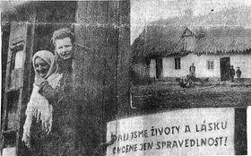 Репатриация волынских чехов в 1947 году, фото: Архив SCVP