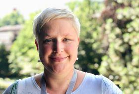 Lenka Tyrpáková, photo: Ian Willoughby