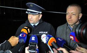 Tomáš Tuhý, Milan Chovanec, photo: CTK