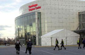 Bella Center en Copenhague, Foto: CTK