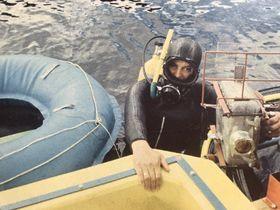 El Lago Ness, foto: archivo personal de Daniel Mackerle