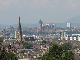 Glasgow, photo: John Lindie, CC BY 2.0