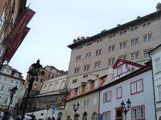 Le palais Schwarzenberg, photo: Václav Richter