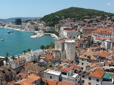 Split, Croacia, foto: Martinasl, CC BY-SA 4.0