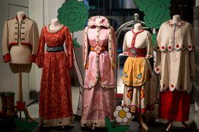 Les costumes du film Hrátky s čertem, photo: Kristýna Vacková / Galerie Tančící dům
