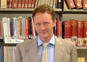 Professor für Geschichte Osteuropas an der Ludwig-Maximilians-Universität München Martin Schulze-Wessel