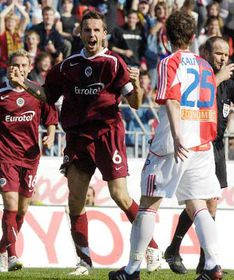 Derby Sparta - Slávia, foto: ČTK