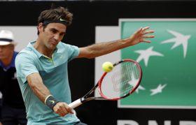 Roger Federer, foto: ČTK