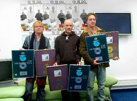 «R.E.M.» в Праге (Фото: ЧТК)