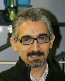 Omid Nikfarjam, photo: archive of Omid Nikfarjam