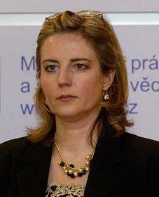 Lenka Pavlová, foto: ČTK
