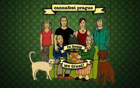 Плакат фестиваля, фото: официальный сайт фестиваля Cannafest