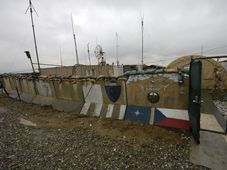 Bagram military base, photo: ČTK/Michal Krumphanzl