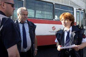 Bus drivers, photo: CTK