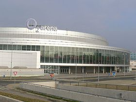 O2 Arena, photo: Marián Vojtek