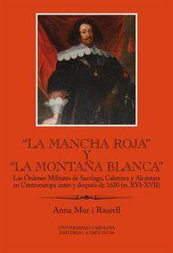 La Mancha roja y la Montaña Blanca, foto: Enrique Molina