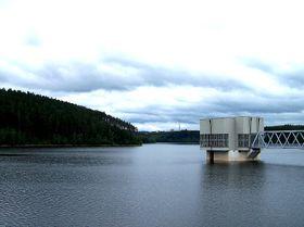 Водохранилище Ржимов (Фото: Зденек Кубеш, Wikimedia CC BY 3.0)