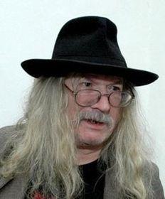 Ivan Martin Jirous, photo: Tomáš Vodňanský