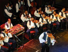 The Rajko Ensemble, photo: Jana Sustova