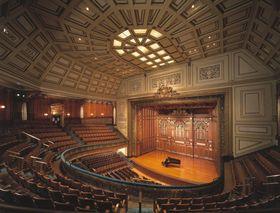 «Джордан холл» бостонской New England Conservatory, Фото: открытый источник