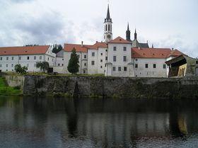 Вышебродский монастырь, фото: Магдалена Кашубова
