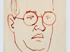 Josef Čapek, 'L'autoportrait'