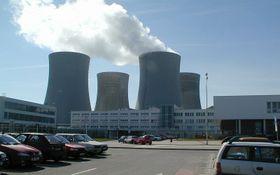 Atomkraftwerk Temelín (Foto: Archiv des Tschechischen Rundfunks - Radio Prag)