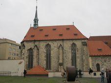 El Convento de Santa Inés de Bohemia, foto: Martina Schneibergová