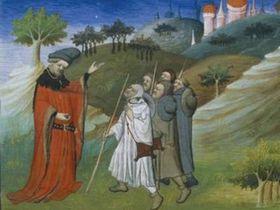 Středověcí poutníci