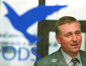 Mirek Topolanek, lider del Partido Cívico Democrático, foto: CTK