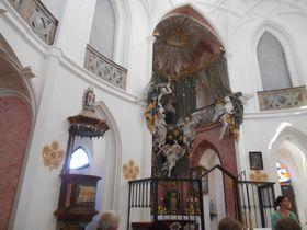 Church of Saint John of Nepomuk, photo: Magdalena Kašubová